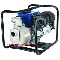 Quality Gasoline Engine Water Pump 5.5hp 50m Suction Head of Construction Tools for sale