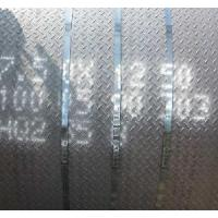 Quality 316 Stainless Steel Checkered Plate for sale