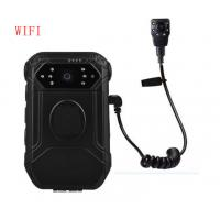 Quality Shockproof Hd Police Body Cameras Ambarella A7LA50 Chipset With Charger Box for sale