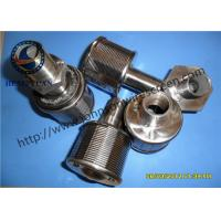 Buy 57mm Diameter Wedge Wire Screen Water Filter Nozzle For Water Processing at wholesale prices