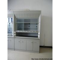 Quality CE Certified Ducted Fume Hood Cold Rolled Steel Material 1.2/1.5/1.8M Length for sale