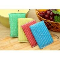 Buy cheap Long Lasting Non Scratch Scouring Pad With Superior Aluminum Oxide Abrasives from wholesalers