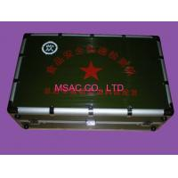 Quality Custom Gun Carrying Case , Portable Hard Sided Gun Case Light Weight for sale