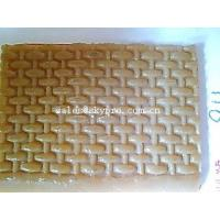 Quality Durable Anti - slip Recyclable Rubber Sheet for Shoes Flowers Pattern Production for sale
