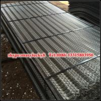 Quality Expanded metal gothic mesh factory/Gothic expanded metal mesh/Galvanized gothic mesh for sale