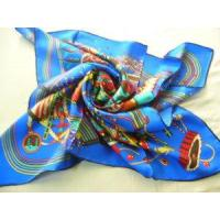 Quality Silk Square Scarf (HP-C925) for sale