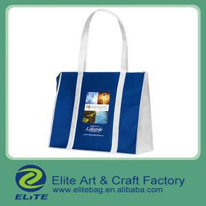 Quality beach bag/ non woven beach bag/ pp non woven beach bag for sale