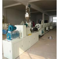 Quality HDPE Large Diameter plastic pipe production line for sale