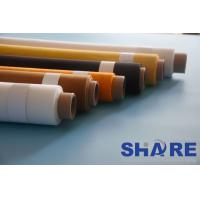 Quality Textile Screen Printing Meshes With High Tension / Low Elongation Properties for sale