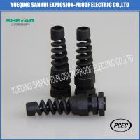 Quality High quality Factory Top Grade Waterproof spiral flexible Plastic Material Cable Gland IP68 with CE for sale