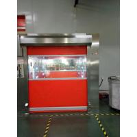 China Fast Shutter Rolling Door Air Shower Tunnel For Cleanroom 1000kgs Capacity on sale