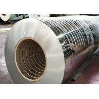 Quality 316L Cold Rolled Stainless Steel Strip / Slitting Coil Finish Type Optional for sale