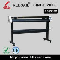Quality Redsail price of sticker cutting plotter machine rs1360c cutting plotter driver for sale