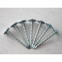 Quality Galvanized Umbreall Head Roofing Nail  for sale