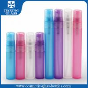 Buy cheap 5ml 8ml 10ml Plastic Perfume Sample Vial With Pen Cap PP Material product