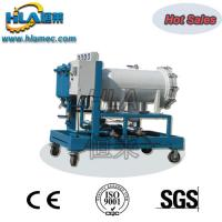 Coalescing Type Diesel Fuel Oil Filtration Processing Systems