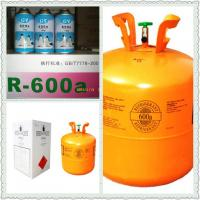 Quality R600a gas price used for air r600a gas for refrigerant for sale