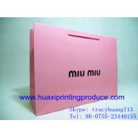 Quality Fashion Carrier Bag for sale