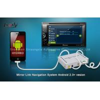 Buy Car Mirror Link Navigation Box Phone-to-dashboard Screen Mirroring for Pioneer by USB at wholesale prices