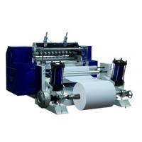 Quality PLC controlled fax paper slitting machine for sale