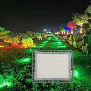 Quality 80 Lumen Waterproof 50w To 300w Solar Powered Led Floodlight for sale
