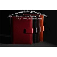 Quality Office Notebook with Button lock for sale