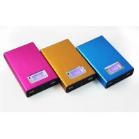 Quality Power Bank Abs Iphone Portable Phone Charger With Metal Shell for sale