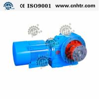 Buy cheap HK37 Helical Bevel Gear Reduction Motor / Conveyor Belt Motor For Crusher Equipment product