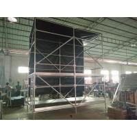 Buy cheap Custom Layer Truss and Layer Stage Station for Stadium Lighting Tower Truss product