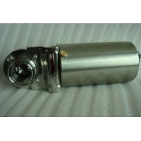 Quality Stainless Steel Sanitary Pneumatic Reversing Valve for sale