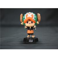One Piece Japanese Pvc Figures With A Green Hat  Environment PVC Material