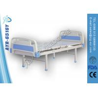Quality Multifunction Flat Hospital Electric Beds With Drainage Bag Hook for sale