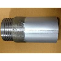 Buy High Speed Diamond Reaming Shells NQ PCD Type Surface Set Drill Reamer at wholesale prices