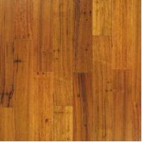 Quality BC219 Teak Color Solid Chestnut Finger Jointed Wood Flooring for sale