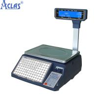 Quality Label Printing Scale,Barcode Label Electronic Scale,Label Scale for sale