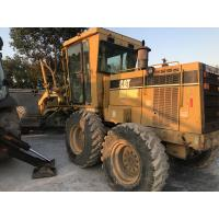 Quality CAT 3306 Engine Used CAT Grader 140H Motor CAT 140 Grader Direct Drive Power Shift for sale