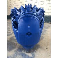 Quality rubber sealed bearing steel tooth/milled tooth tricone drill bits for sale