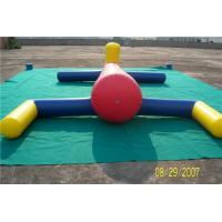 Quality Unique Inflatable Water Games Children Ride On Water Toys Hot Welding Technique for sale