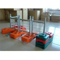 Buy cheap Playground safety outdoor Australian temporary fencing galvanized or pvc coated from wholesalers