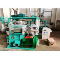 Quality Infusion Tube PVC Pulverizer Machine Dust Free Double Cooling System Fully Sealed for sale