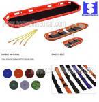 Quality PE Plastic Basket Stretchers,Rescue Stretcher for sale