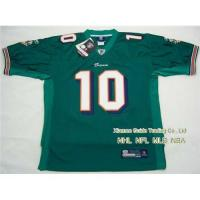 China New NFL Miami dolphin #10 Chad Pennington Green Jersey on sale
