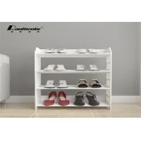 Quality Modern simple shoe cabinet economic multi-functional collection cabinet multi-layer assembly for sale