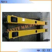 China Truck Crane End Carriage Self - Lubricating Bearing High Strength Profile on sale