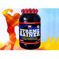 Buy cheap Strawberry Flavor  Weight Gainer 4Lb Whey Protein Supplements product