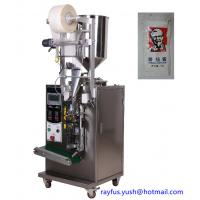 China Liquid Sauce Oil Shampoo Candy Pouch Packing Machine Multi Functional on sale