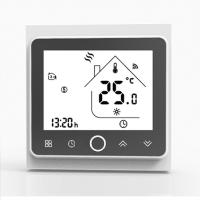 Buy cheap APP WiFi Smart Thermostat Temperature Controller for Water/Electric floor from wholesalers