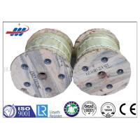 Buy Durable Galvanized Steel Wire Rope 1570-1960MPA For Tugboat / Fishery at wholesale prices
