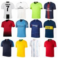 Quality Soccer Uniforms With Brand Logo Cheap Wholesale Soccer Uniforms for sale