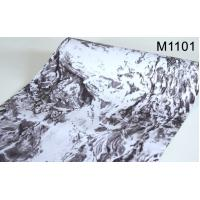 Buy cheap 3D Effect Marble Self Adhesive Wallpaper , Home Decoration Wallpaper 0.45*10m product